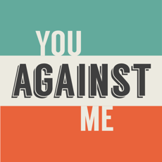 ‎You Against Me