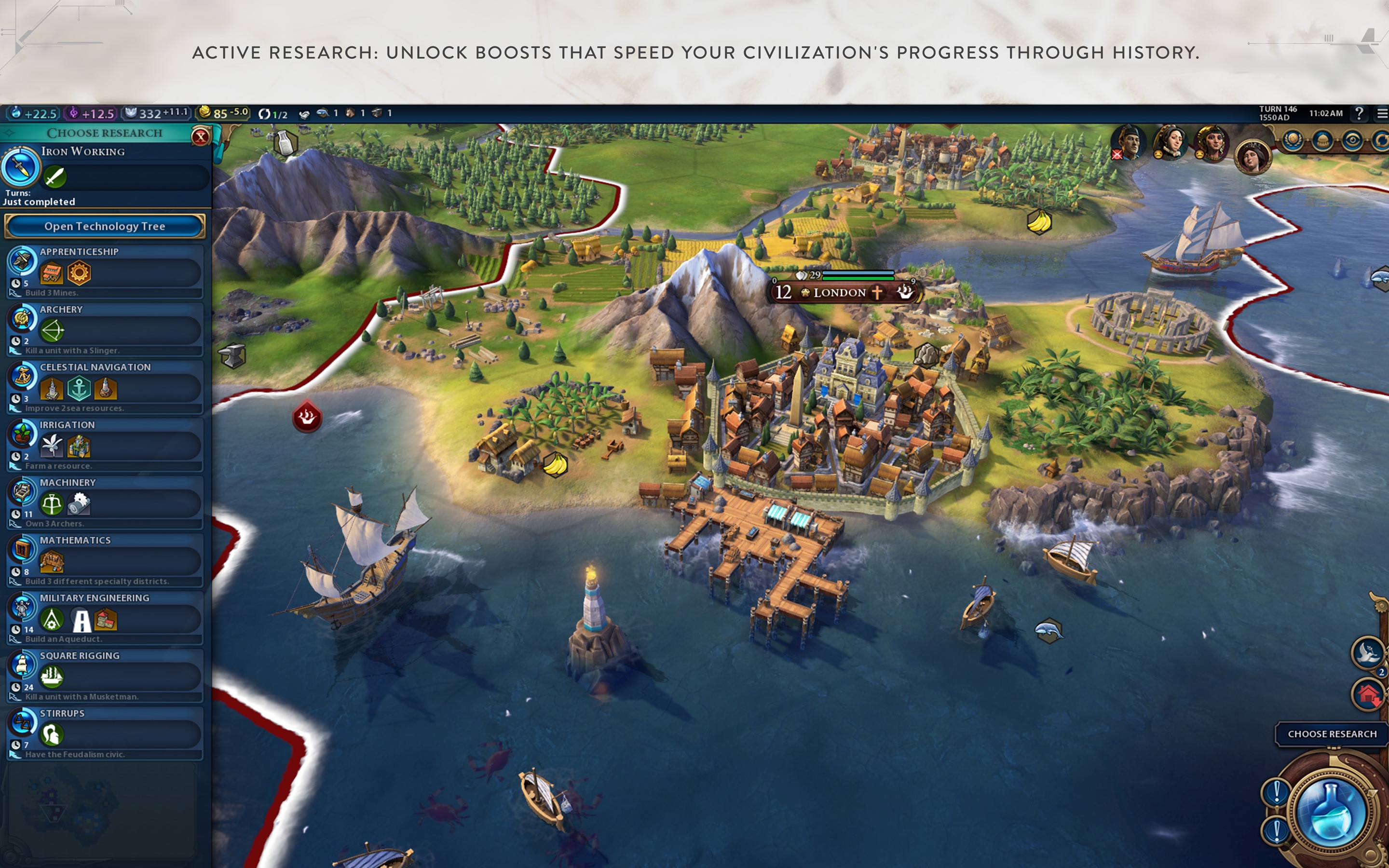 Screenshot do app Civilization® VI