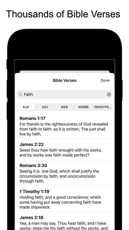 Daily - Bible Verse of the Day screenshot-4