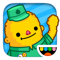 App Icon for Toca Life: Town App in Jordan IOS App Store