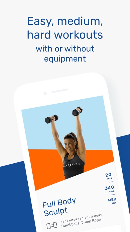 HIIT Workouts by Daily Burn screenshot-5