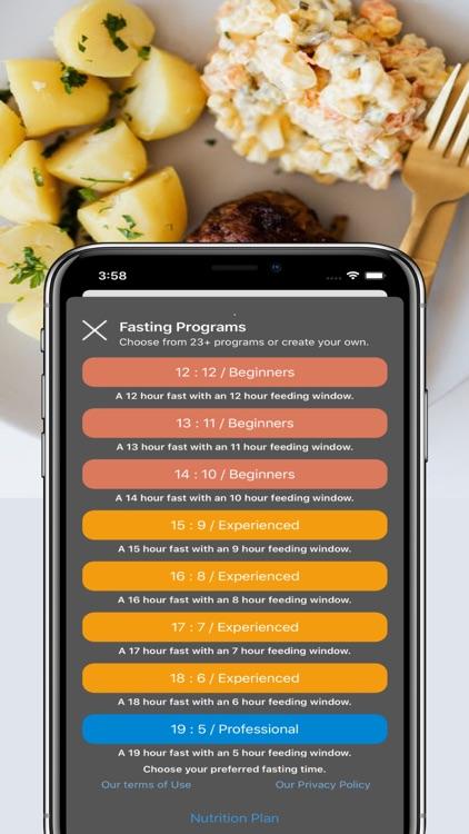Zero - Fasting Tracker screenshot-6