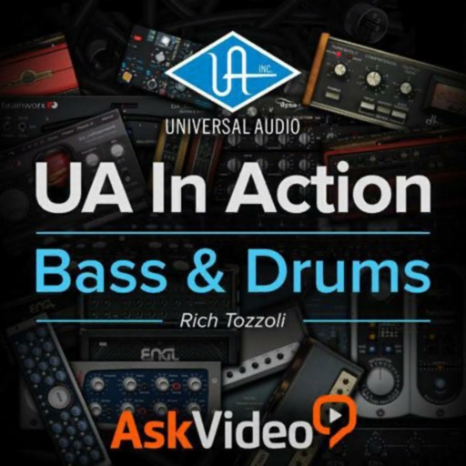 Drum and Bass Course For UA