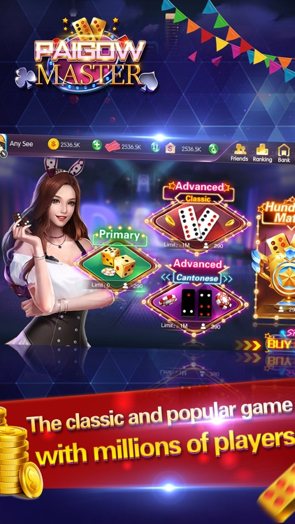 Pai Gow Master By Justme Investment Limited