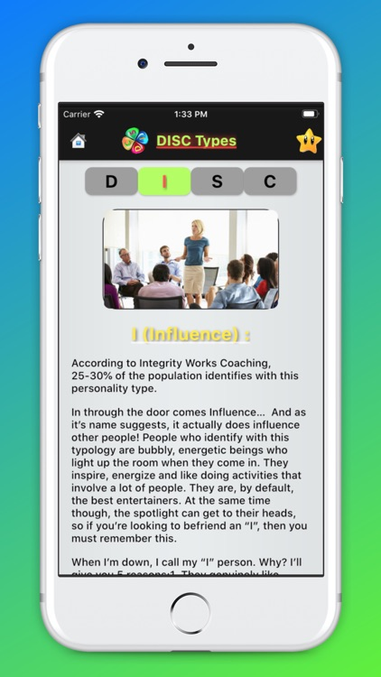 DISC Test - Personality Test screenshot-3