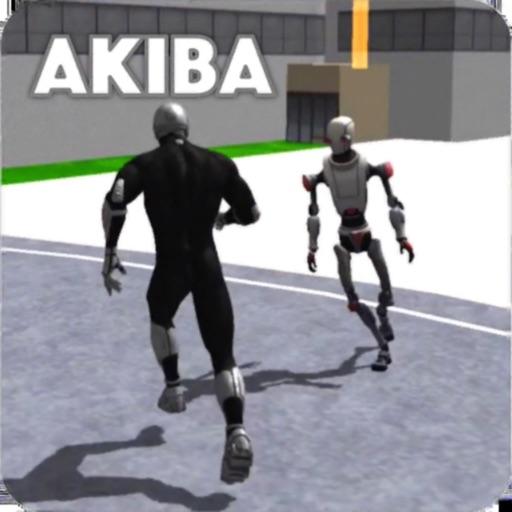 Akiba Run Away.
