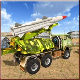 Army Robots Missiles Transport