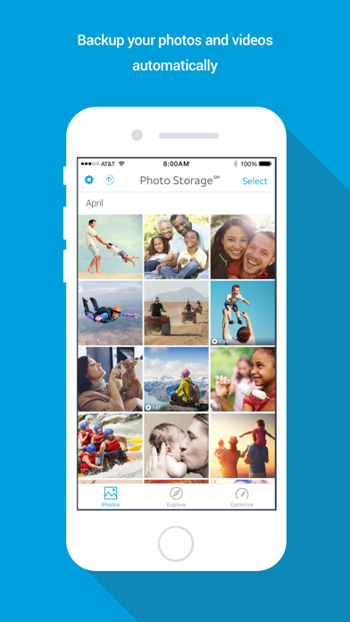 AT&T Photo Storage screenshot 1