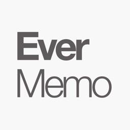 EverMemo - Fastest Note