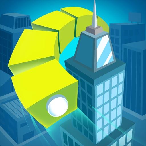 Boas.io Snake vs City app for ipad