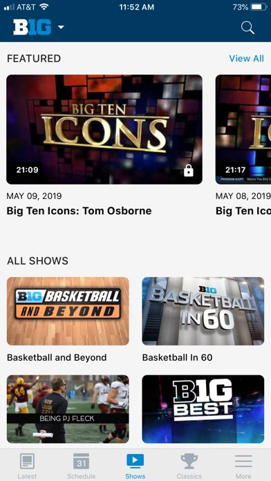 BTN+ Screenshot