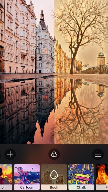 InstaCanvas-Camera&Retouch