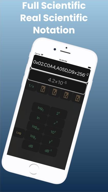 SciHex Calculator screenshot-3