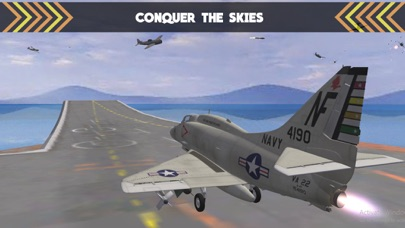 Screenshot for Air Strike Pro 2019: Sky War in Korea App Store