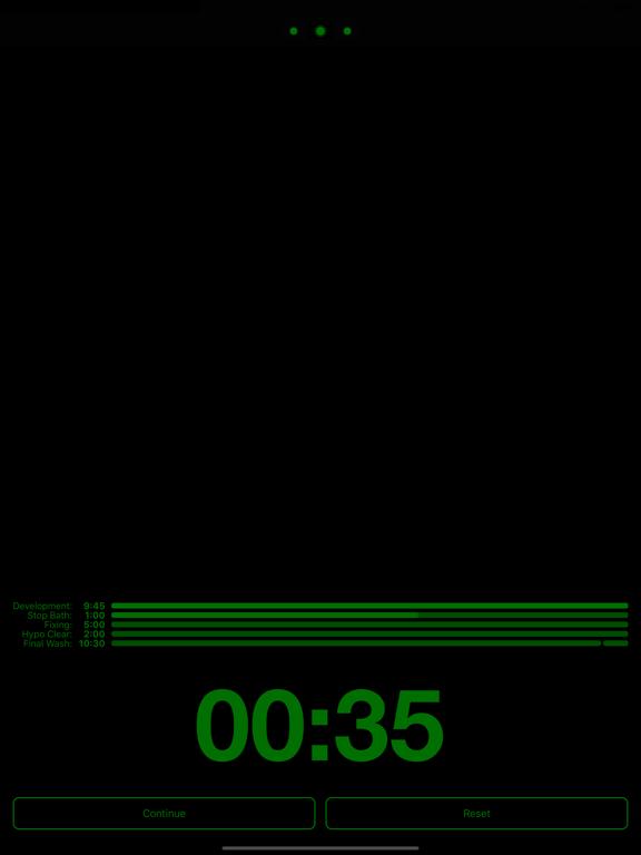 Massive Dev Chart Timer