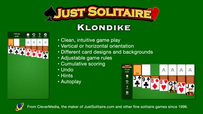 点击获取Just Solitaire: Klondike