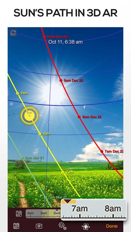 Sun Seeker Sun Tracker Compass screenshot-8
