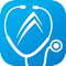 App Icon for Coomeva Emergencia Medica App in Colombia IOS App Store