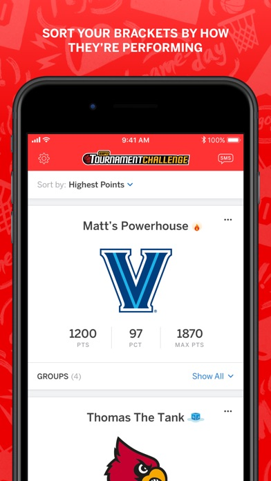 download ESPN Tournament Challenge apps 5
