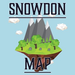 Mount Snowdon Offline Map