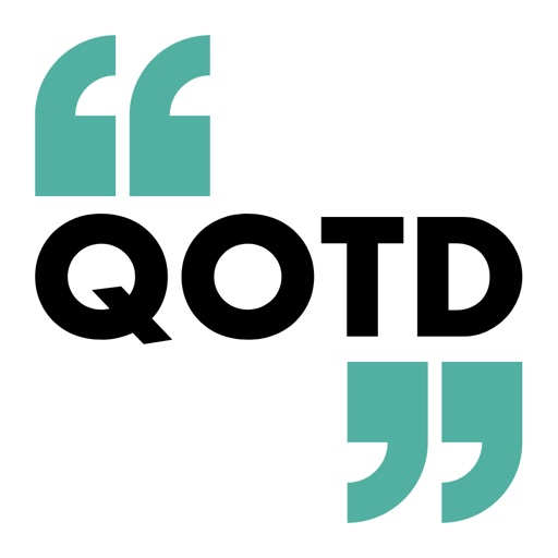QOTD: Read, Scan & Save Quotes