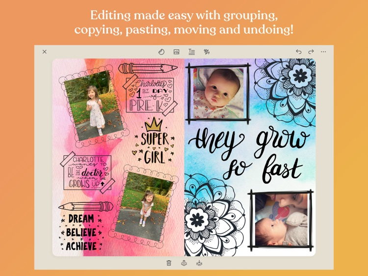 Zinnia Journal & Planner screenshot-3