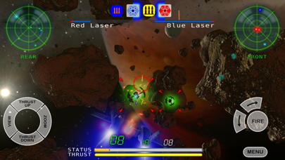 Screenshot from Nemesis