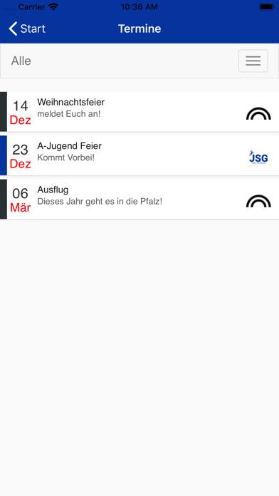 JSG Münden VolkmarshausenScreenshot von 5