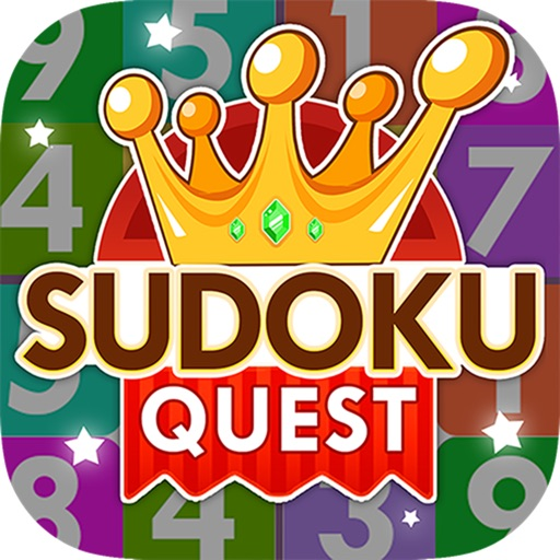 Sudoku Quest Color Soduku Game