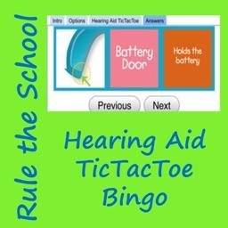 Hearing Aid TicTacToe