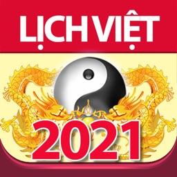 Lịch Vạn Niên 2021 & Lịch Việt
