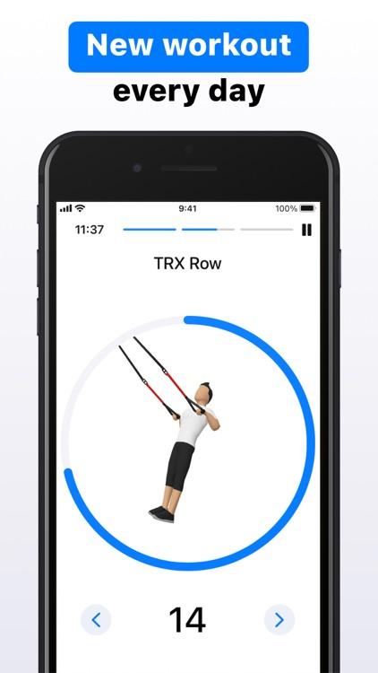 Coachy: Personal Trainer in AR screenshot-0