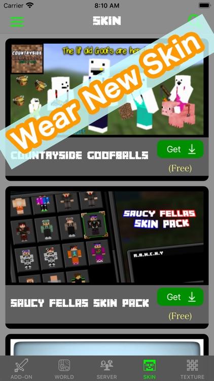 Addons for Minecraft PE & MCPE screenshot-4