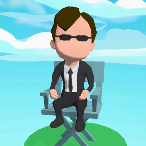Movie Star 3D icon