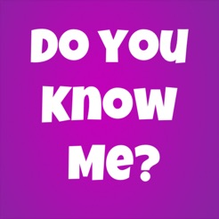 2d60b629cb10 How well do you know me  on the App Store
