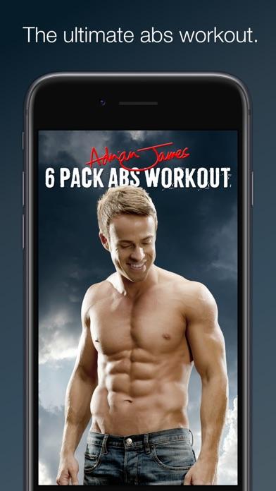 Adrian James: 6 Pack Absのおすすめ画像1