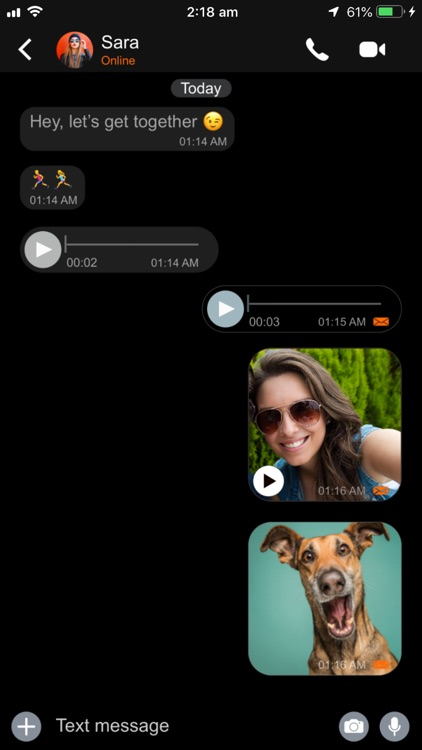 FastTik: Discover, Call & Chat screenshot-4