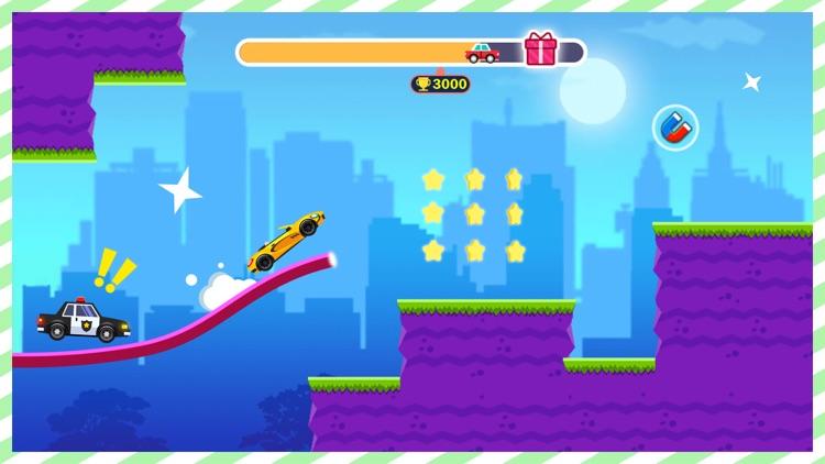 Sky Escape - Car Chase screenshot-3