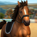 Horse World - Saut d'obstacles на пк