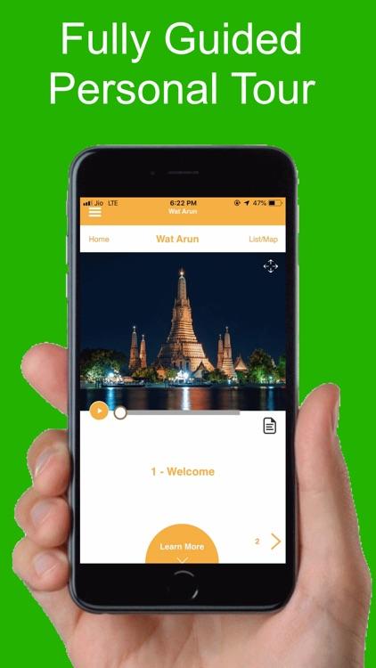 Wat Arun Bangkok Tour Guide