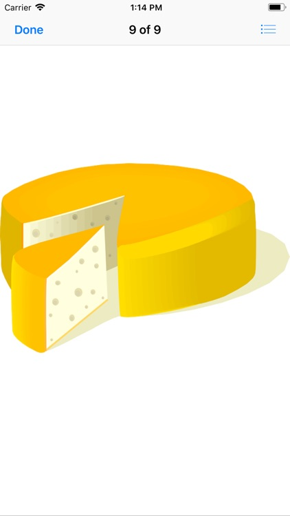 Tasty Cheese Stickers screenshot-9