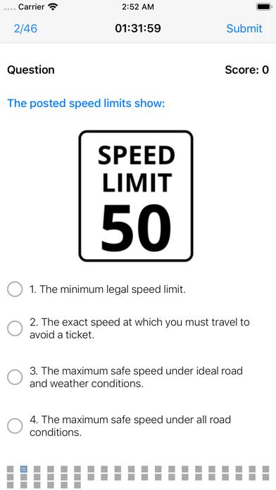 DMV Driving License Test 2020 screenshot 5