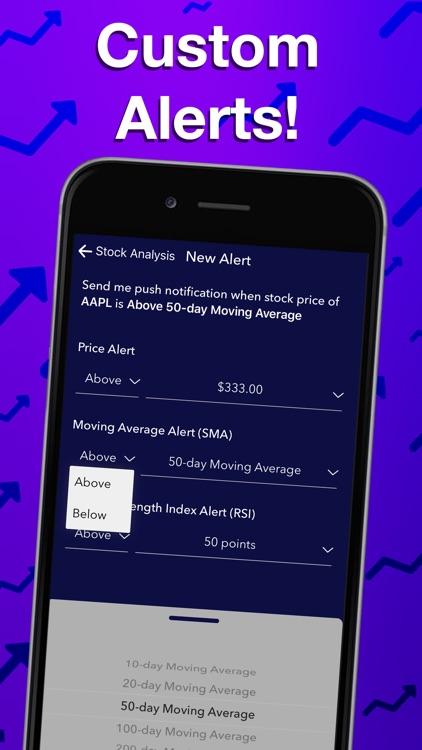 Stocks Alerter screenshot-3