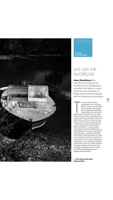 Bw Photography Magazine review screenshots