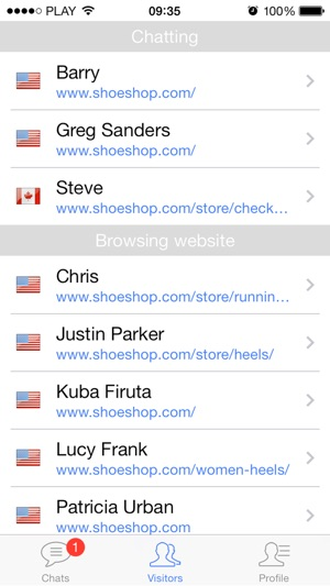 urbanchat app for iphone