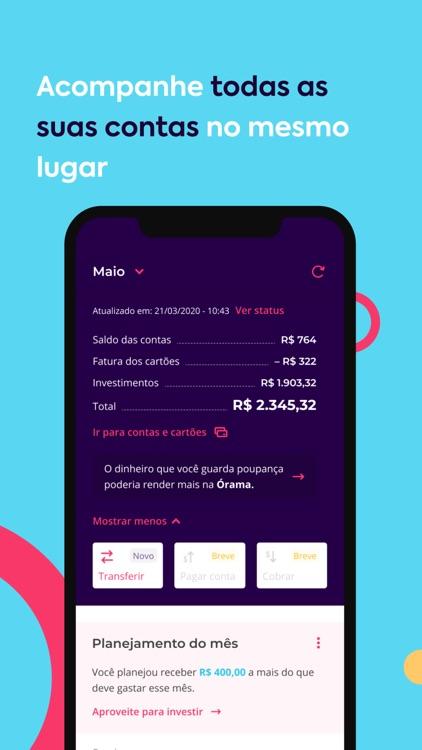 Guiabolso: Finanças pessoais screenshot-3
