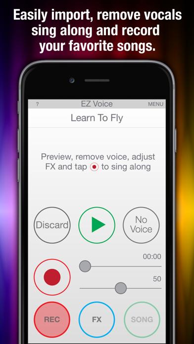 Screenshot #1 pour EZ Voice