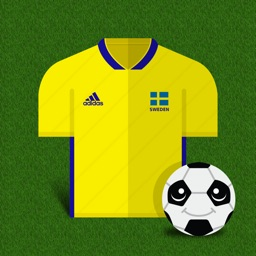 Football Emojis — Team Sweden