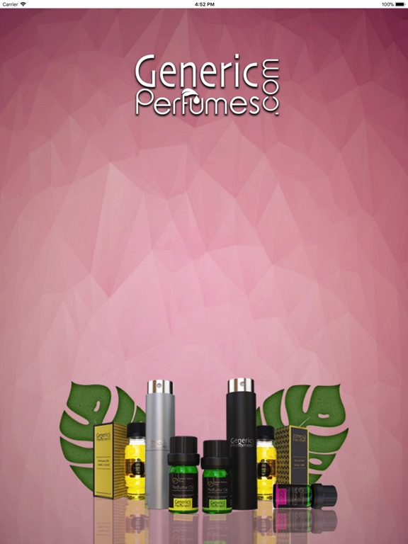 ffa8698e6ff Screenshot  1 for Generic Perfumes Store ...