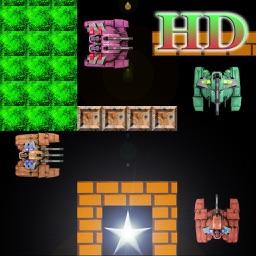 Super Tank Battle - CityArmyHD